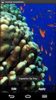 Screenshot of Ocean Live Wallpaper