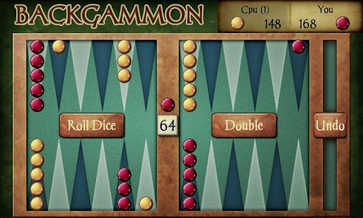Backgammon Free - screenshot thumbnail