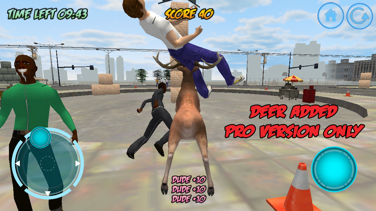 how to play multiplayer on goat simulator ios