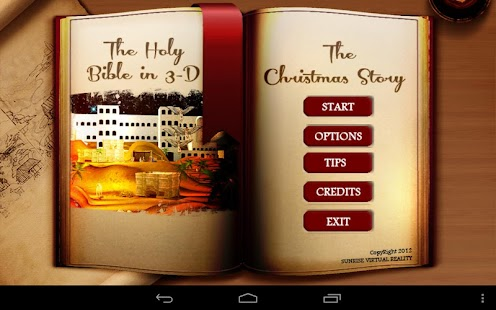Bible 3D: The Christmas Story
