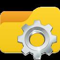 gestor de archivos icon