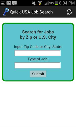 Quick Job Search USA