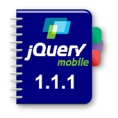 jQuery mobile 1.1.1 Demos&docs