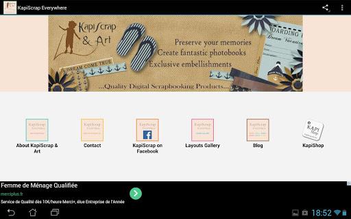 免費娛樂App|KapiScrap Everywhere|阿達玩APP