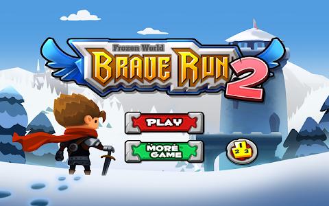 Brave Run 2: Frozen World v1.0.3