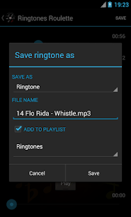 Ringtones Roulette - screenshot thumbnail