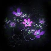 3D flower art 2