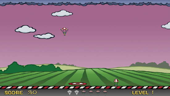 Parachute Drop Free- screenshot thumbnail