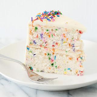 Funfetti Cake.