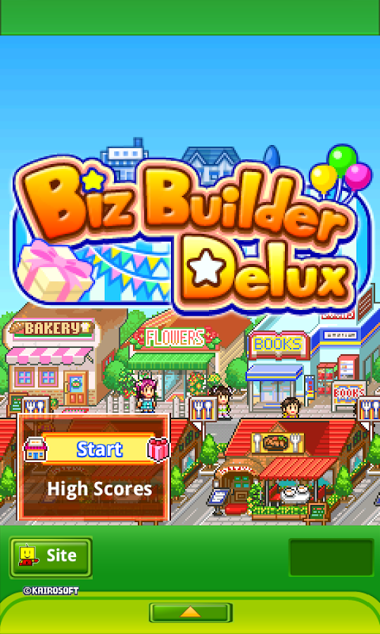 Biz Builder Delux- screenshot