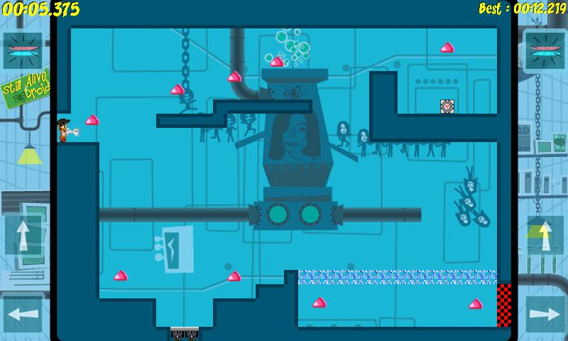 StillAlive Droid Demo- screenshot