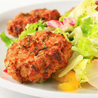 Sweet Potato & Carrot Veggie Burgers