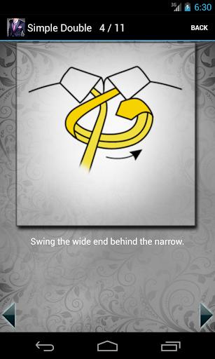如何打領帶 - How to Tie a Tie Pro|玩書籍App免費|玩APPs