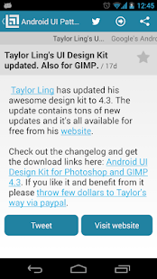 G2Reader | Google Reader | RSS - screenshot thumbnail
