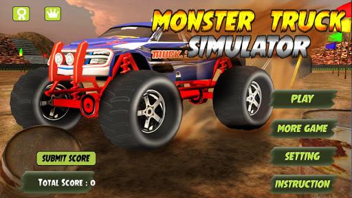 4X4 Monster Truck Simulator