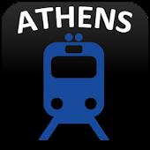 Athens Metro Map Free