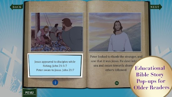 He Is Risen: An Easter Story- screenshot thumbnail