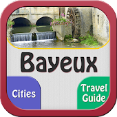 Bayeux Offline Map Guide