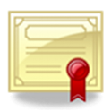 DL Certificate Maker icon