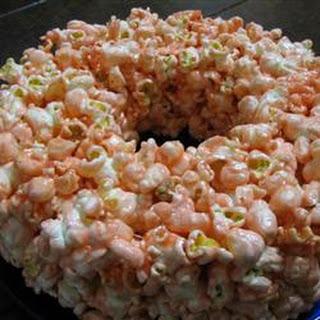 Popcorn Cake I