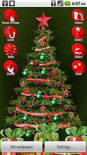My Christmas Tree LWP - screenshot thumbnail