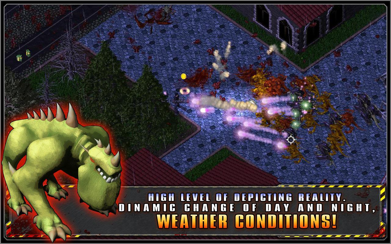 Alien Shooter - Lost City- screenshot