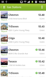 Fuelzee Cheap Gas Prices Screenshot 11