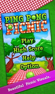 Ping Pong Picnic