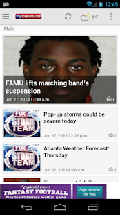 myfoxatlanta - screenshot thumbnail