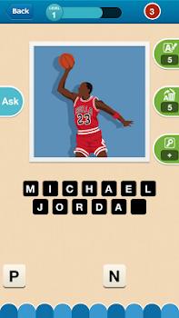 Hi Guess the Basketball Star