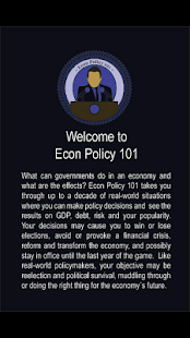 Econ Policy 101- screenshot thumbnail