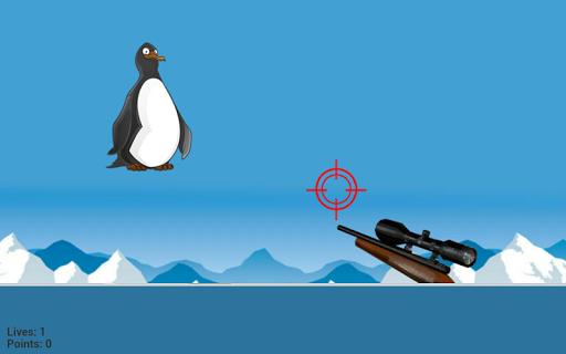 玩動作App|Dispara Al Pingüino免費|APP試玩