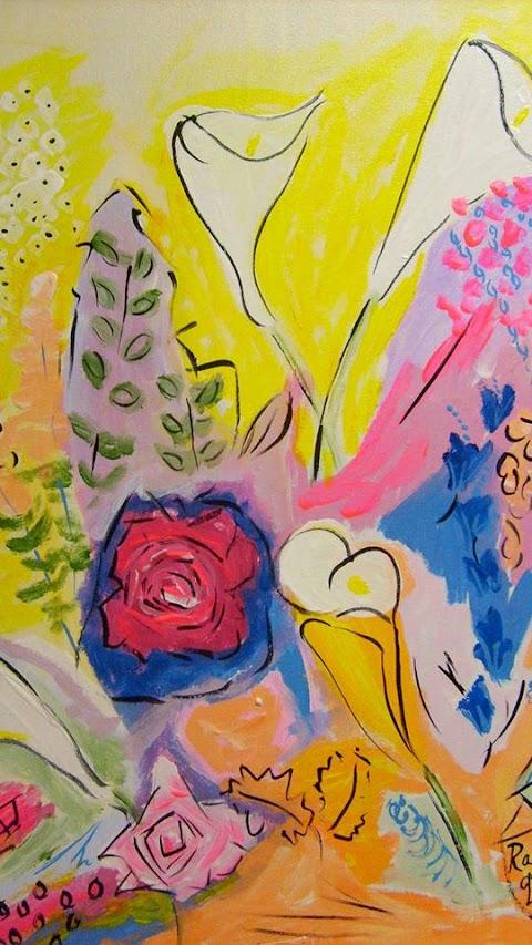 花の名画ライブ壁紙の画像集 Androidアプリ Applion