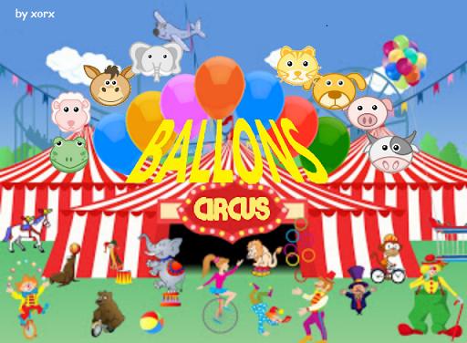 Ballons Circus Premium