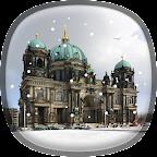 Snow in Berlin Live Wallpaper