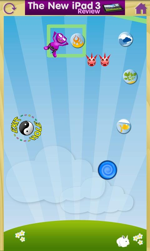 Ninja Fart Hero - screenshot
