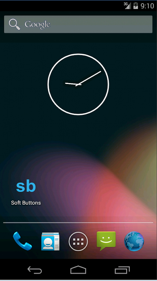 [root] Soft Buttons- screenshot