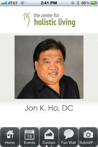 Dr. Jon Ho