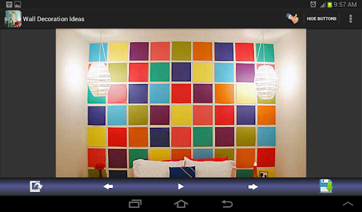Wall Decoration Ideas - screenshot thumbnail