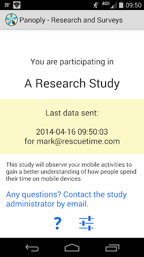Panoply - Research and Surveys