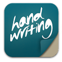 Handwriting logo