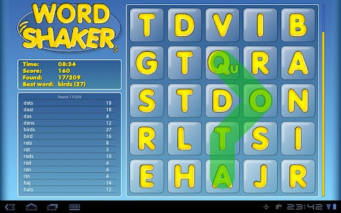 Word Shaker- screenshot thumbnail