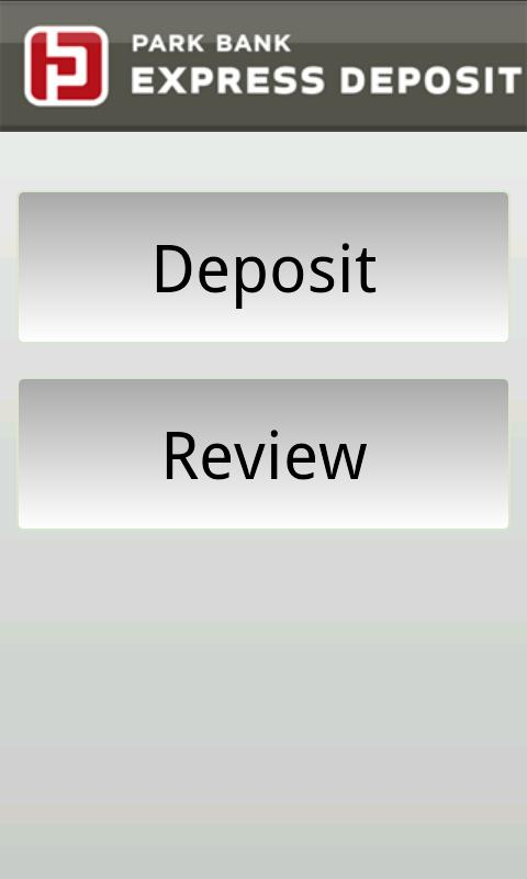 Park Bank Express Deposit- screenshot