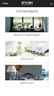 Stylish Residences- screenshot thumbnail