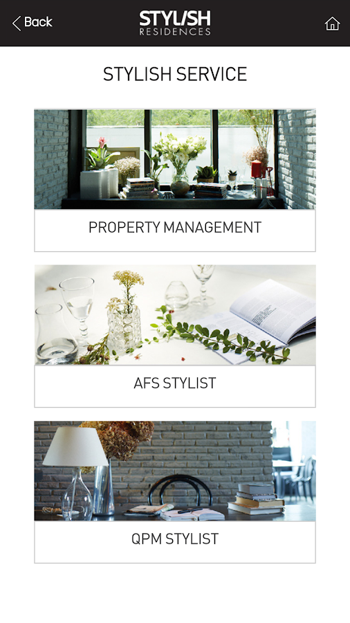 Stylish Residences- screenshot