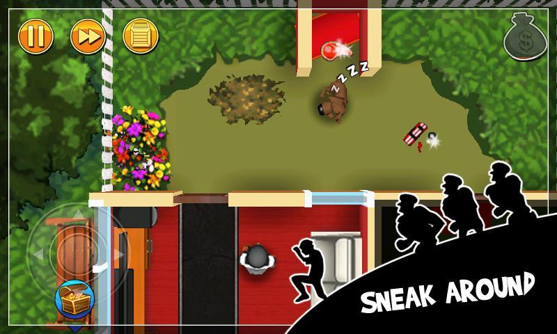 Robbery Bob Free AJA screenshot #2