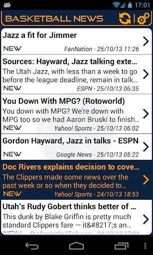 Utah Basketball News