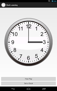 Clock Learning