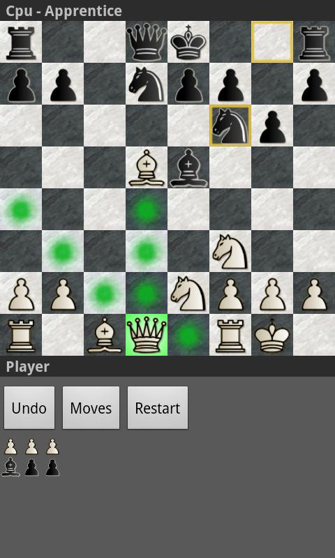 Chess- screenshot