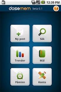 dosemem- screenshot thumbnail
